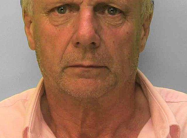 Richard Robinson court case