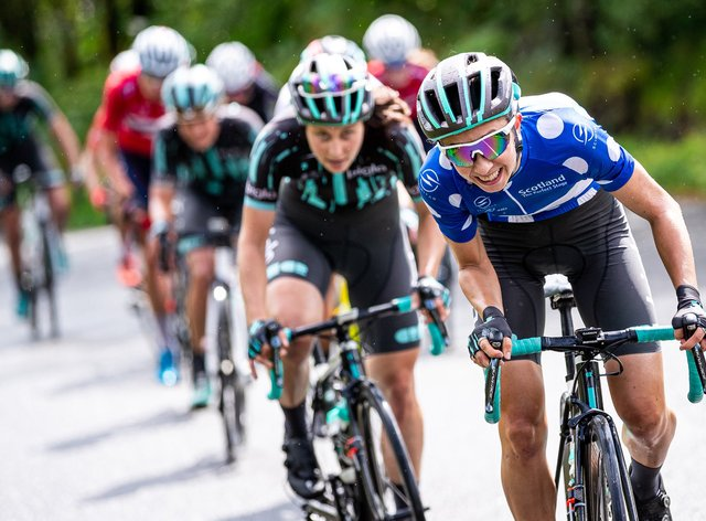 Ludwig has established herself as one of the top riders in the world over the past few seasons