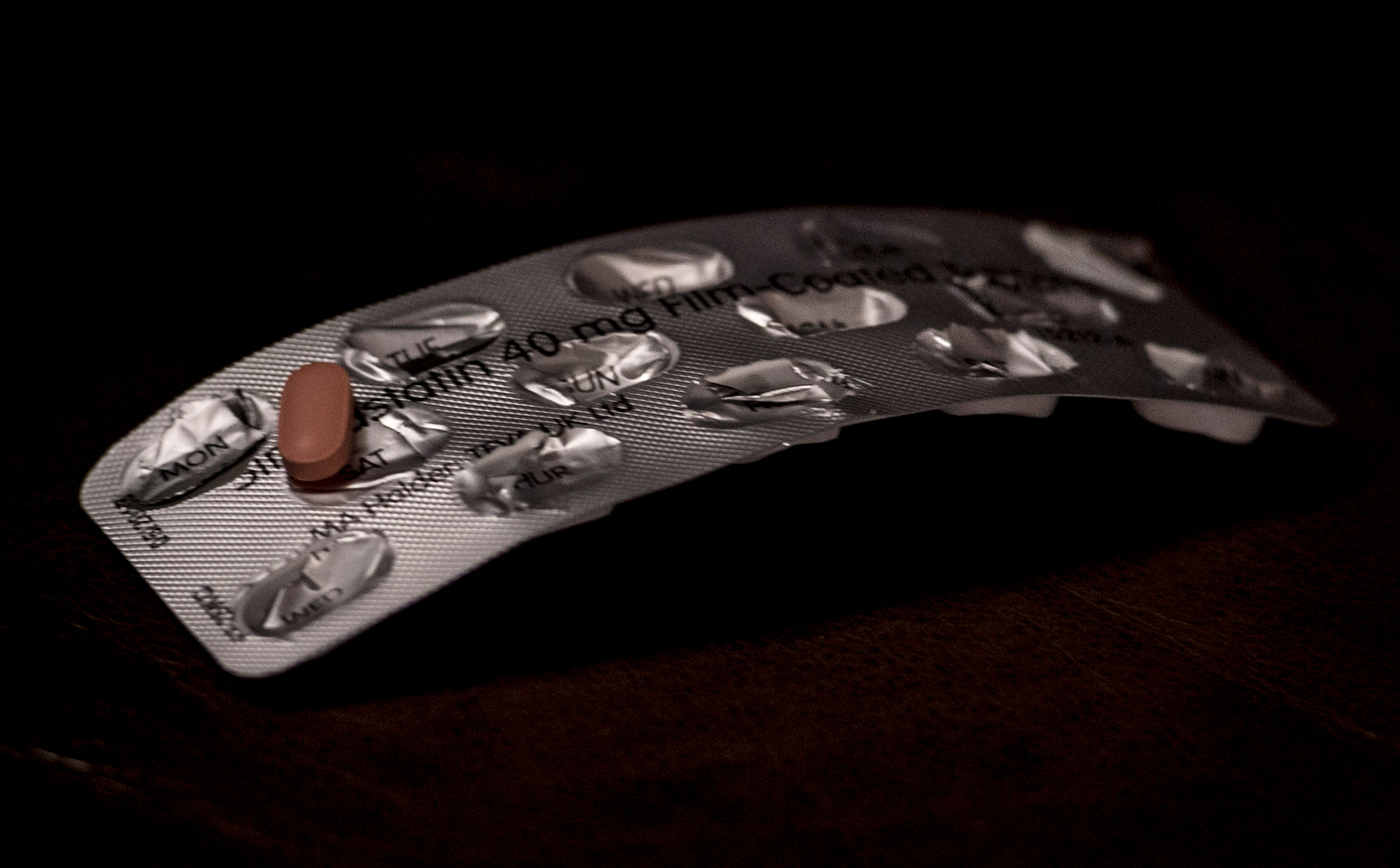 Study finds statins reduce risk of stroke or heart attack