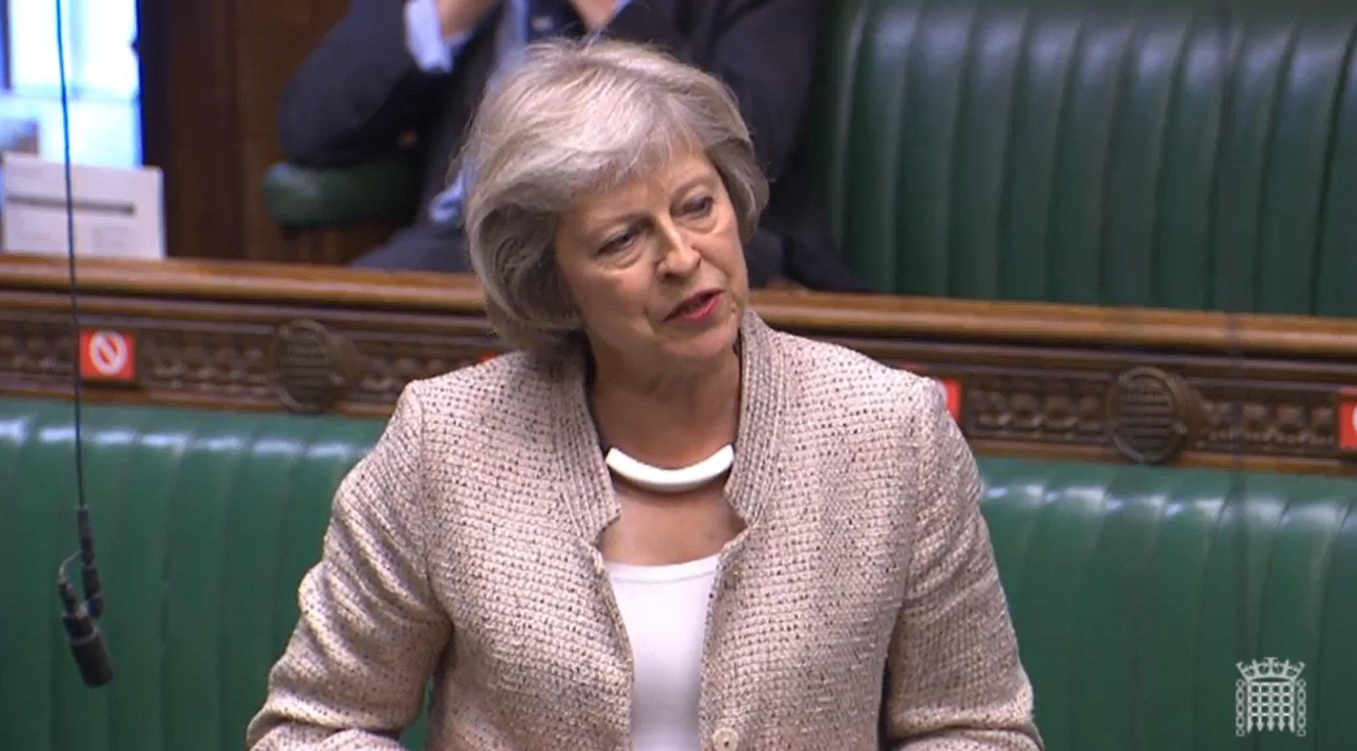 Theresa May in fresh bid to introduce life sentences for killer drivers