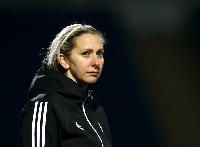 Carla Ward has left her role at Sheffield United