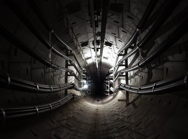 National Grid London power tunnels
