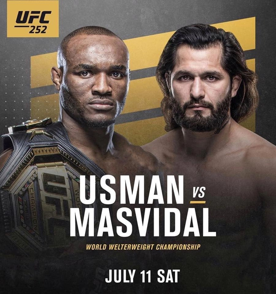 Usman and Masvidal is one of the most hotly anticipated fights of 2020