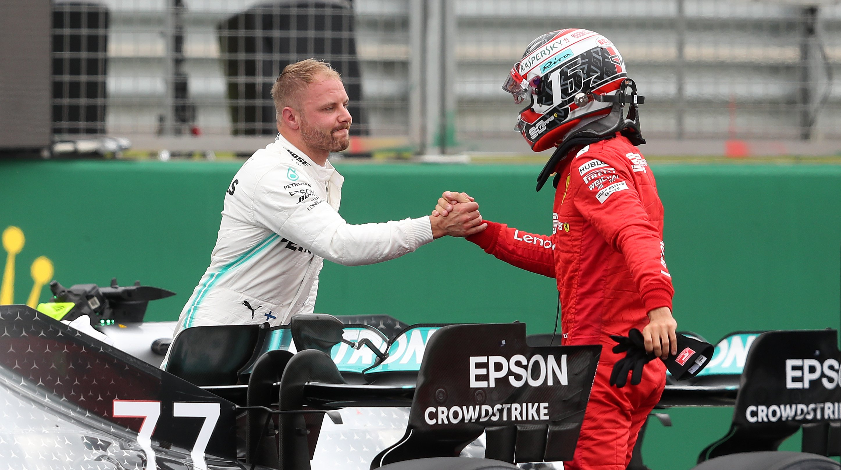 Valtteri Bottas and Charles Leclerc investigated for possible Covid-19 breach