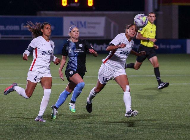 OL Reign have been competing at the NWSL Challenge Cup recently