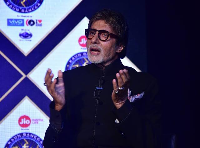 Amitabh Bachchan has tested positive for coronavirus