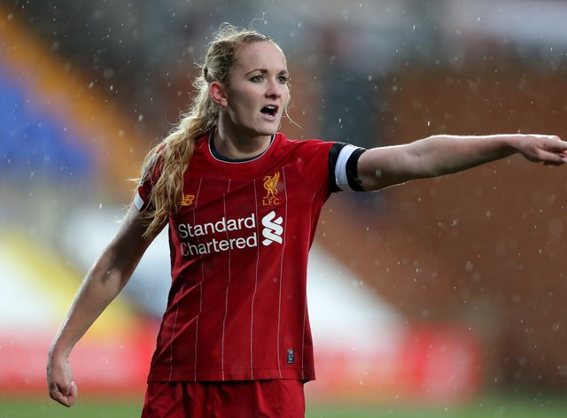 Sophie Bradley-Auckland has put her football career on hold