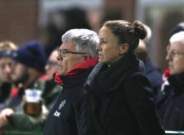 Glen Harris has retired from his role as assistant to Casey Stoney