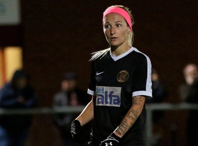 Freda will play for Glasgow City in the Champions League