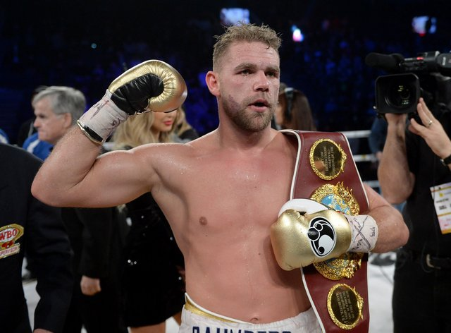 Saunders missed out on fighting Canelo in May due to the coronavirus pandemic
