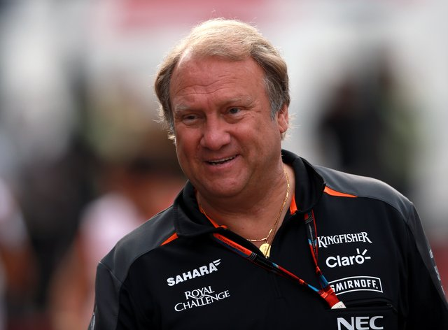Bob Fernley is hoping to improve diversity in Formula One