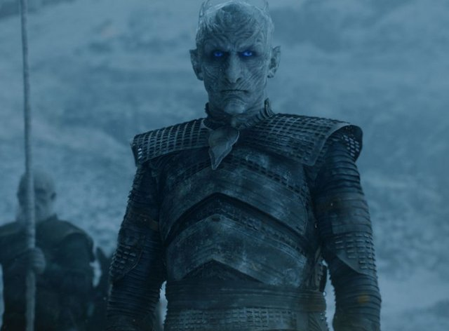 The Night King was one of the most infamous Game of Thrones characters