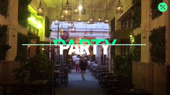 Budapest's Party District Goes Quiet