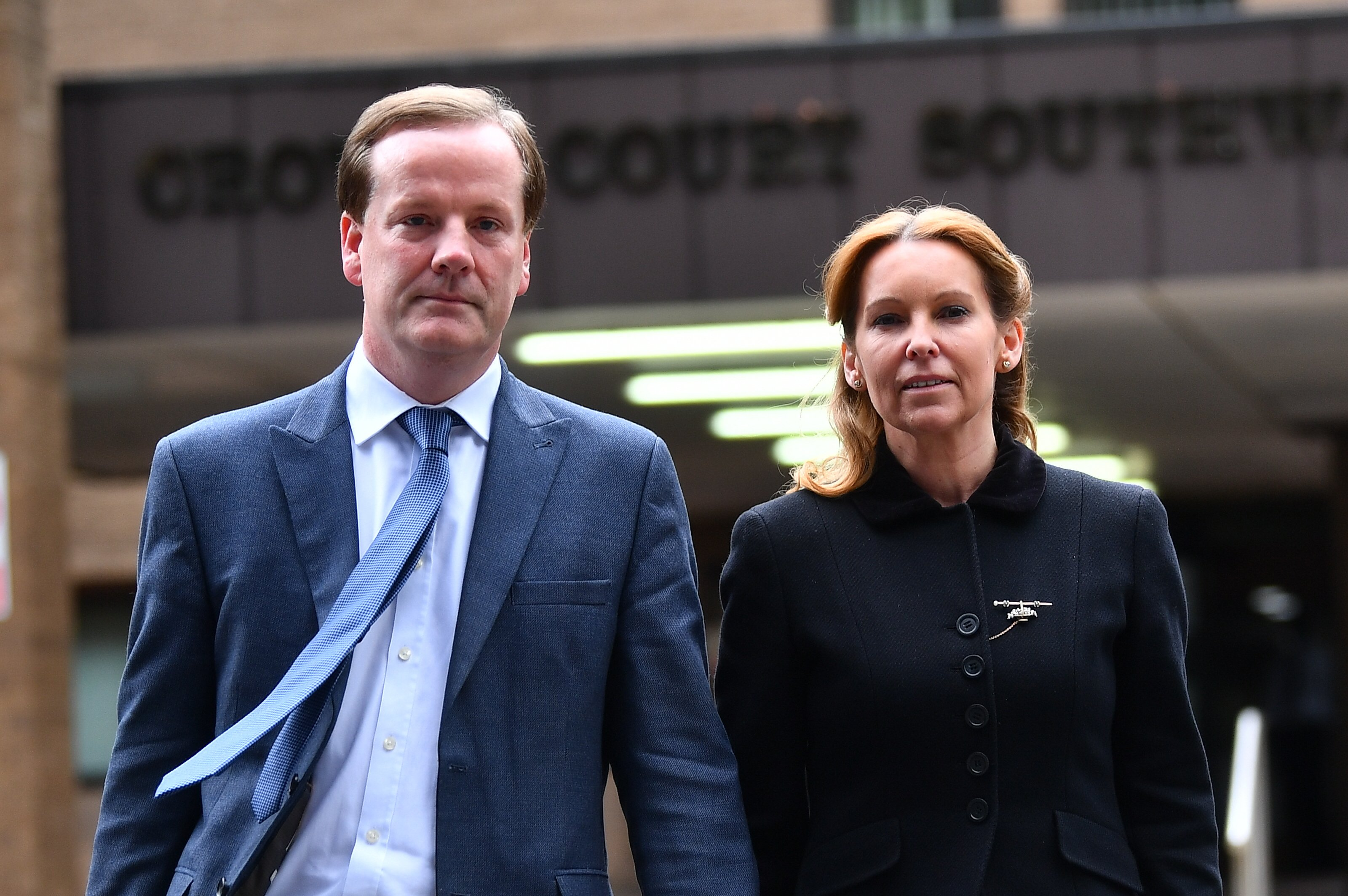 Elphicke paid alleged victim 'in small amounts to prevent wife finding out'