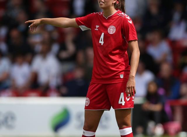 Denmark's Rikke Sevecke has signed for Everton