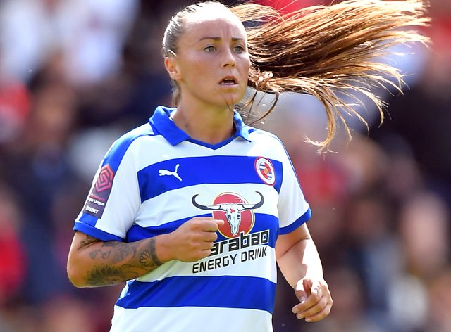 Harding has re-signed for Reading