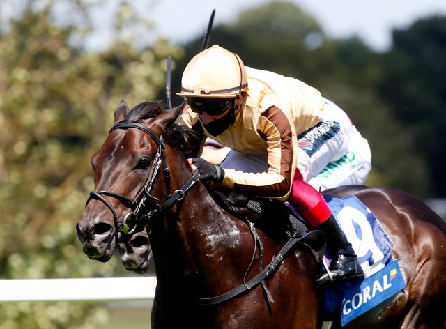 A'Ali bounced back to his best at Sandown