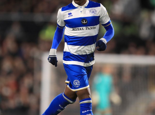 Eberechi Eze was on the scoresheet for QPR in their win over Millwall