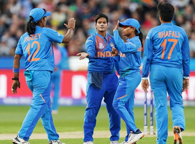 India women's cricket team are unable to play in the tri-series