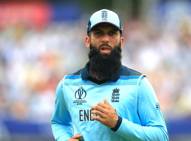 Moeen Ali will be England vice-captain for the ODI series against Ireland.
