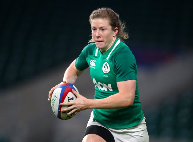 Lauren Delany is no longer signing for Bristol Bears
