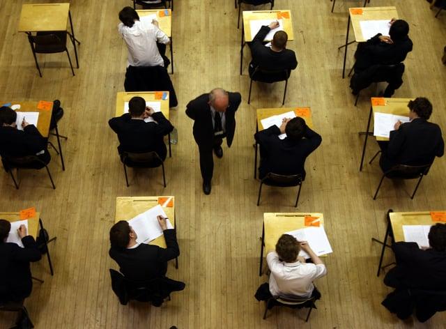 Autumn school exams warning