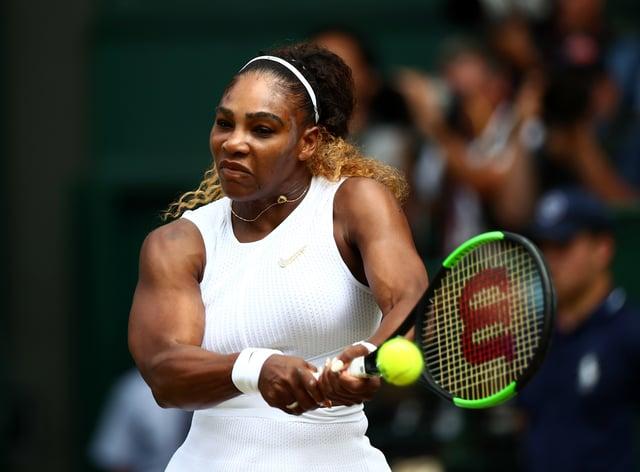 Serena williams transgender