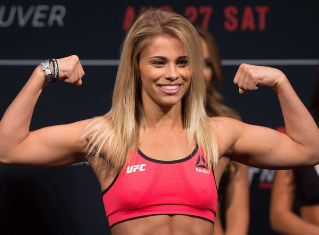 Paige VanZant is ready to 'show off' as she plots her next fight