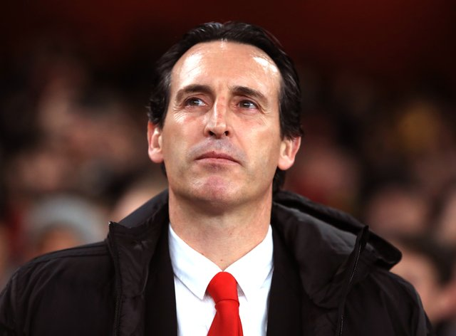 Unai Emery is back in management with Villarreal