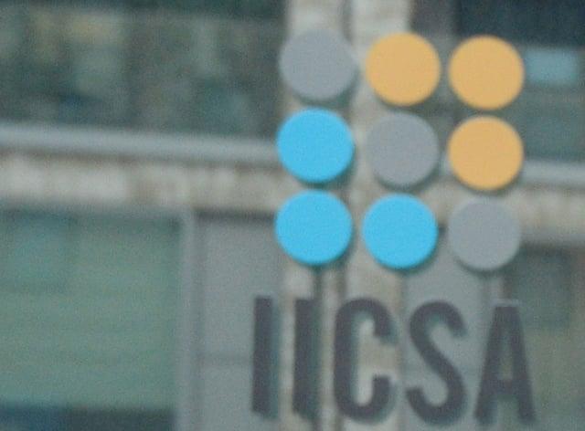 IICSA signage (Kirsty O'Connor/PA)