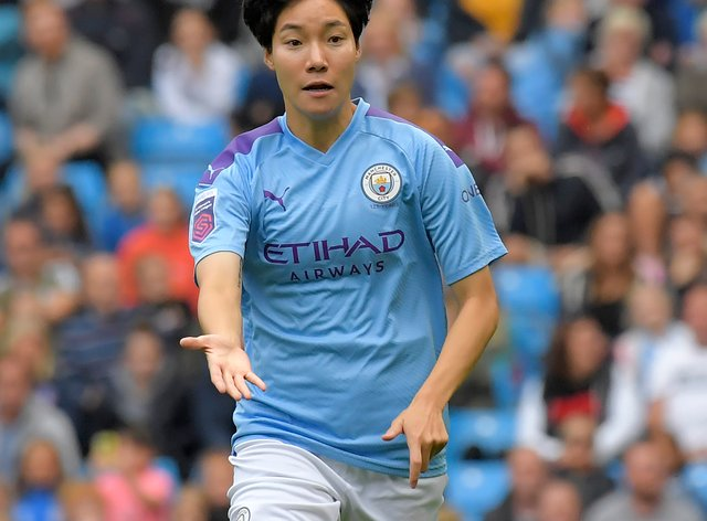 Lee Geum-min has gone on loan to Brighton