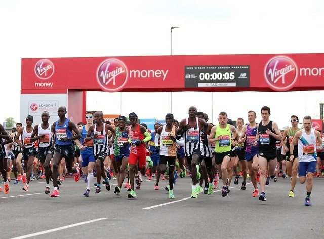 The 2020 London Marathon decision has been pushed back