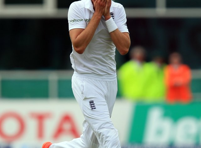 Stuart Broad has produced some incredible spells (Mike Egerton/PA)