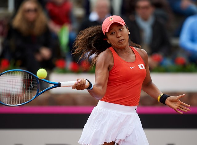 Two-time Grand Slam champion Naomi Osaka won't be able to defend her title this year