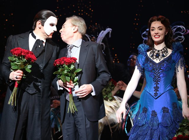 Curtain comes down on Phantom of the Opera in the West End