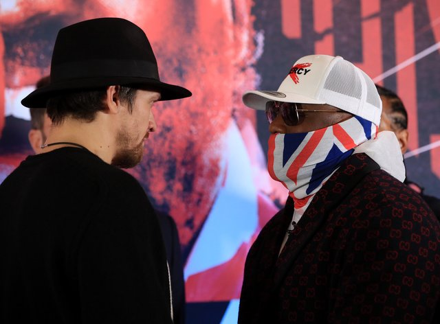 Chisora will be the underdog heading into a fight with the former undisputed cruiserweight champion