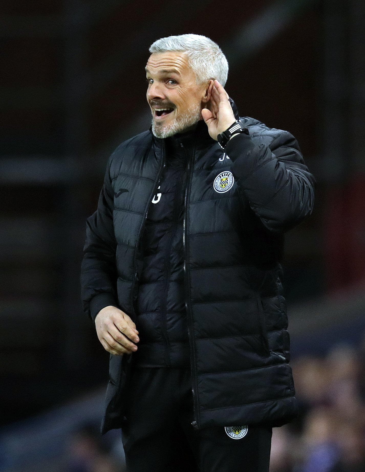 Jim Goodwin vows to be more attacking at St Mirren this season