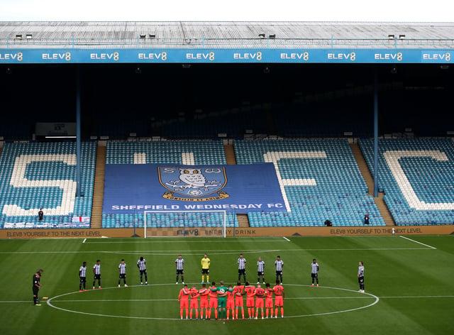 Sheffield Wednesday will start next season at a 12-point disadvantage