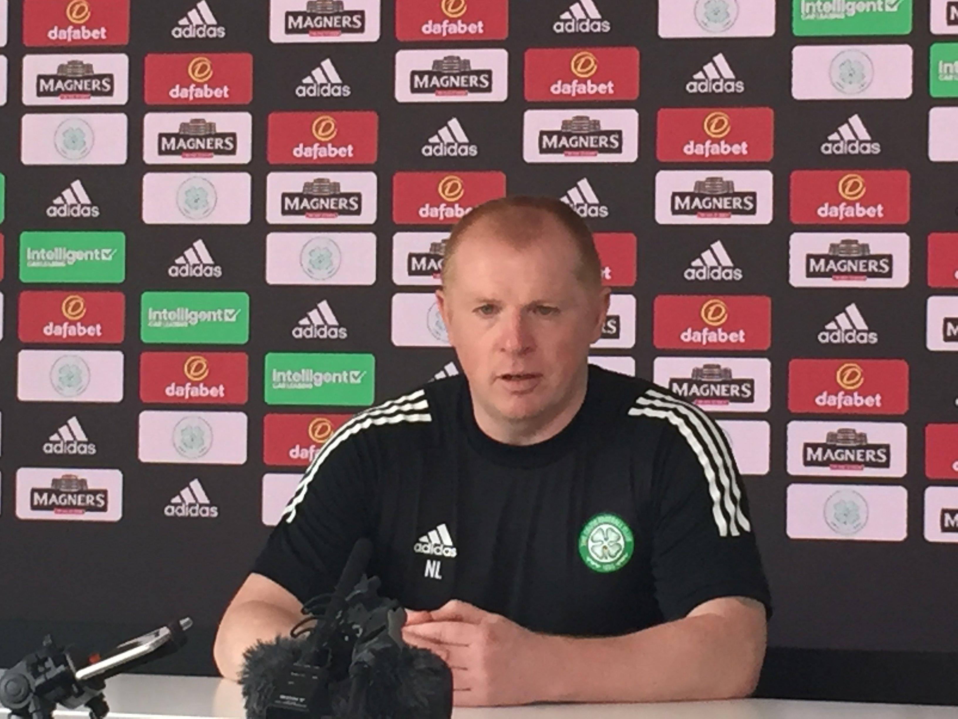 Hamilton clash won't just be Academic, insists Celtic boss Neil ...