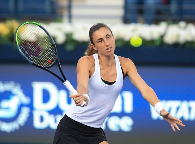 Petra Martic is looking forward to competing at the Palermo Open