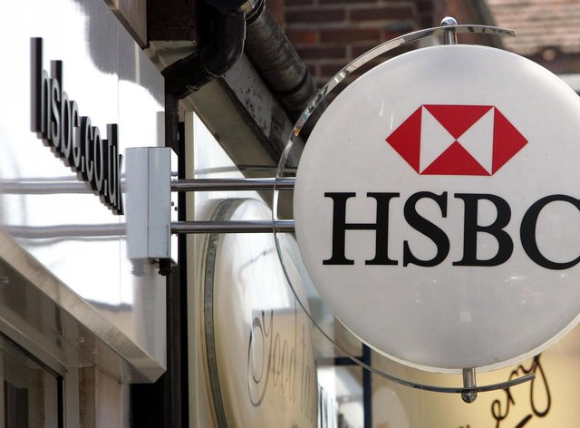 Coronavirus and a drop in interest rates have hit HSBC
