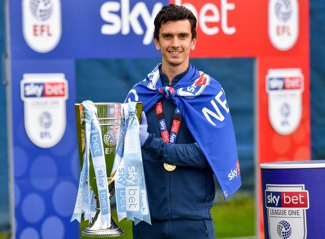 Coventry City – Trophy Presentation – Ryton training ground
