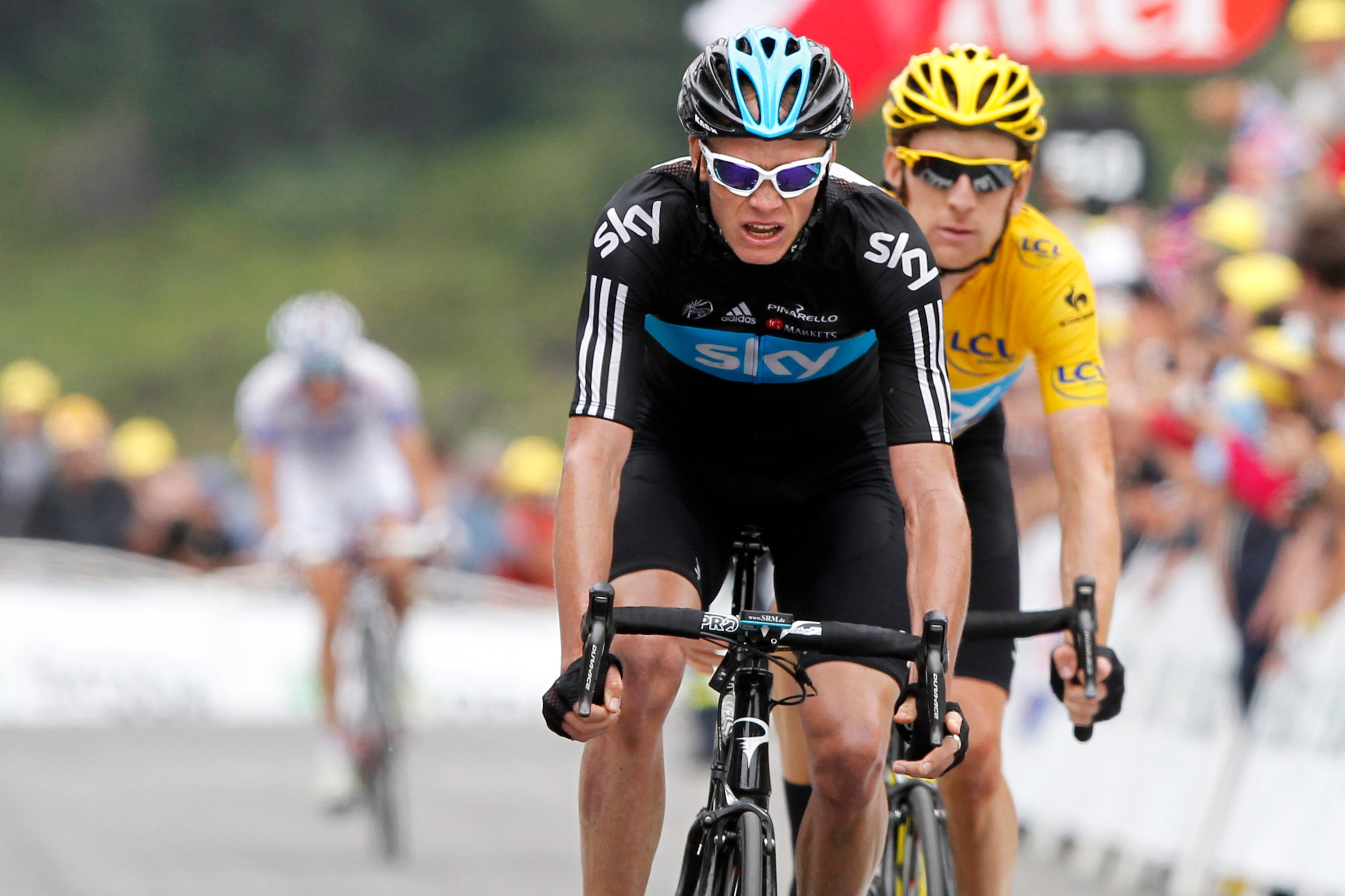 'I wouldn't put anything past Chris Froome'