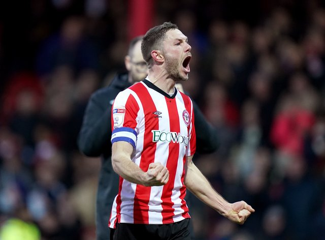 Brentford's Henrik Dalsgaard hails team-mate Said Benrahma as one of the top three attacking players in the division