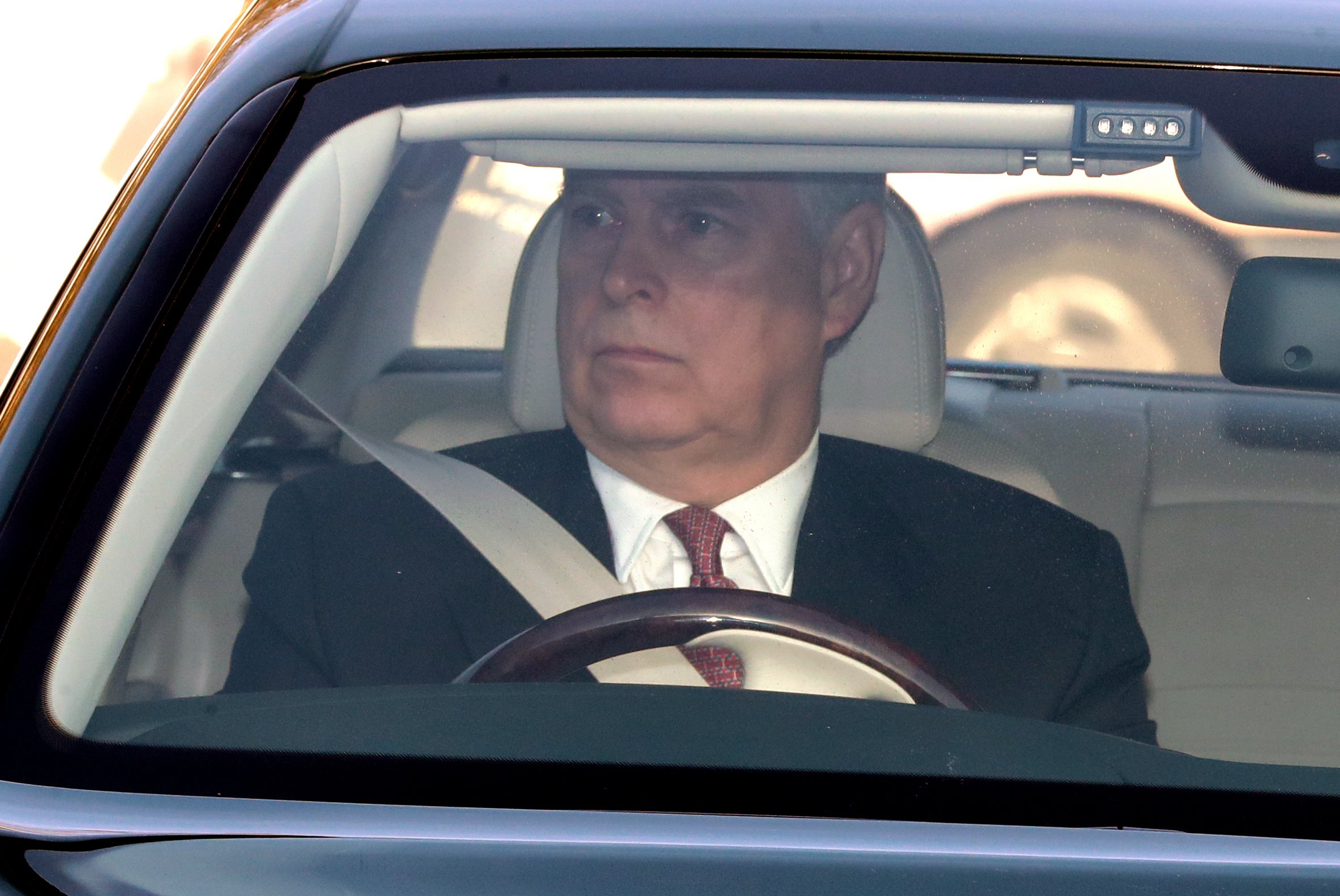 Woman says she saw Prince Andrew at Mayfair nightclub with alleged Jeffrey Epstein victim Virginia Giuffre