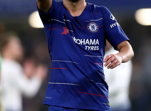 Pedro, pictured, has played his last game for Chelsea after undergoing shoulder surgery