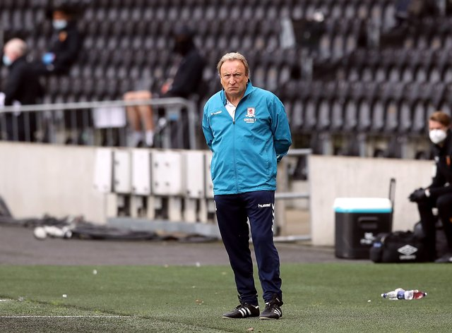Neil Warnock is targeting another Premier League promotion push