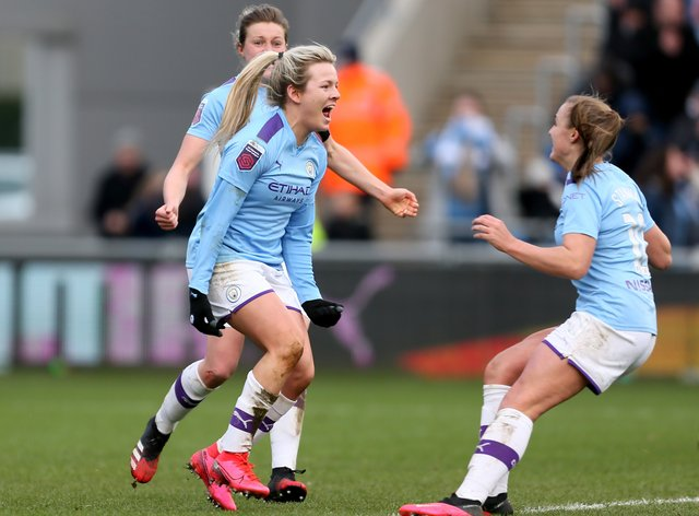 <p>Hemp scored a wonder goal to help Manchester City into the last 16 of the Champions League</p>