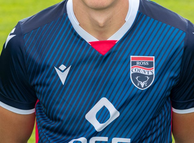 Ross County's Ross Stewart got the new season off to a flying start