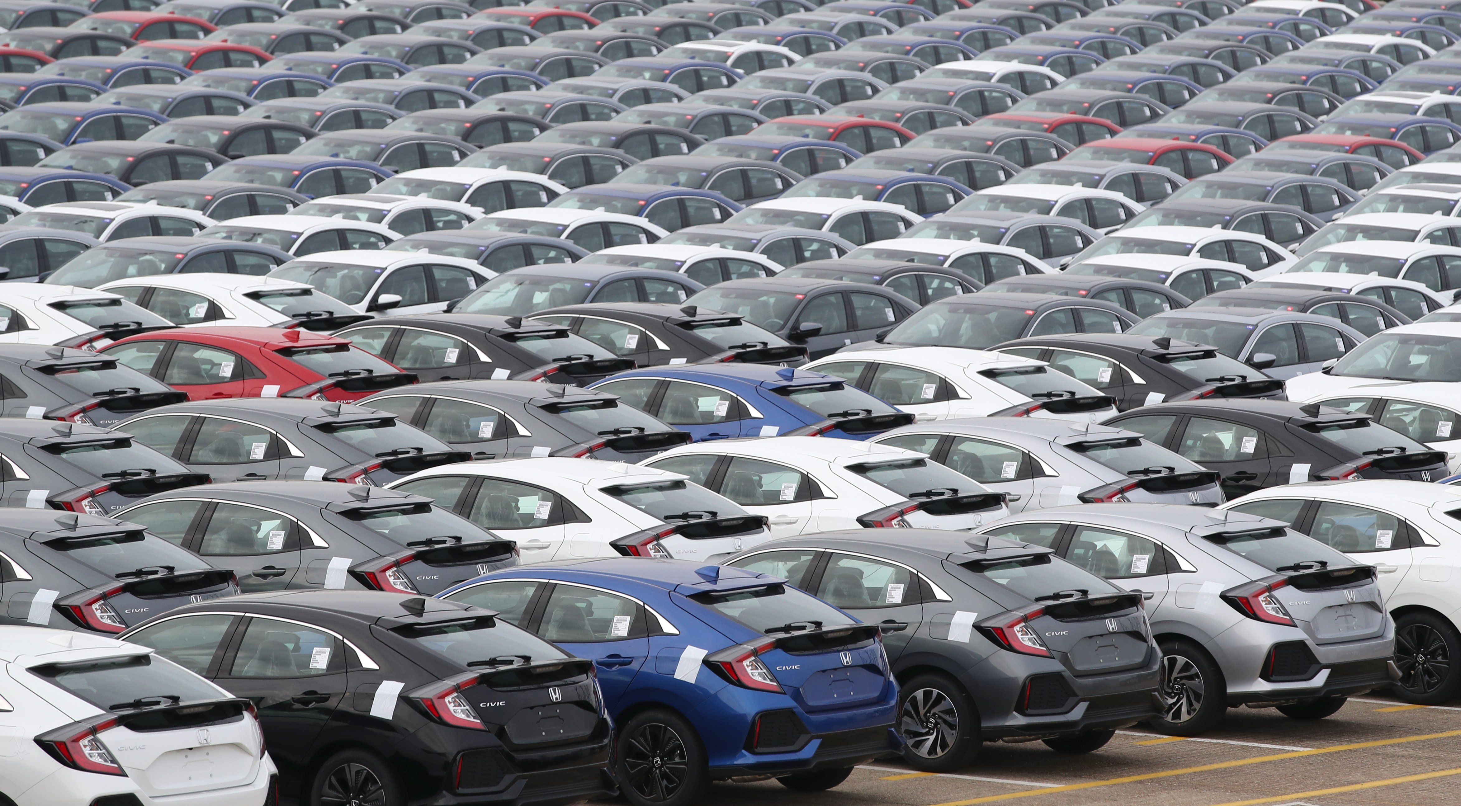 New car market up 11.3% in July